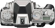 Nikon Df top