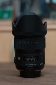 Sigma 35mm f1.4 main
