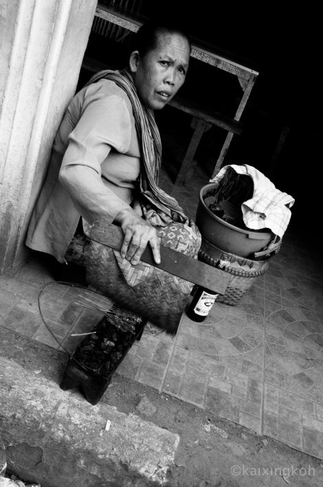 Satay by the Street