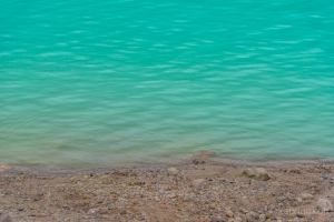 Yes, That is the color of the water!